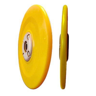 Duralok seed firming wheel for no till farming