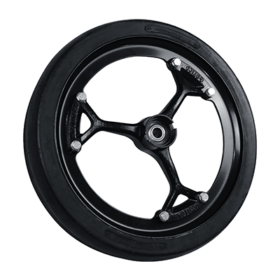 Farmflex open rim gauge wheel